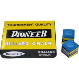 PIONEER brand blue chalk 12 pcs