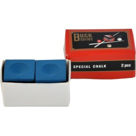 BUCK series blue chalk 2 pcs