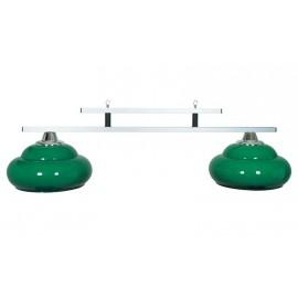 lampa MILANO 2 lampová zelená