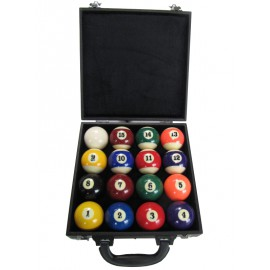 case for 16 pool balls 57.2mm