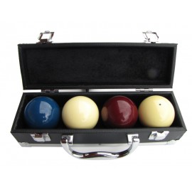 case for carom balls 61.5mm (4pcs)