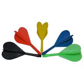 plastová letka závit 6 mm