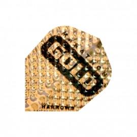 Letky Marathon Gold zlaté široké