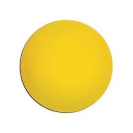 1pcs Yellow ball 38mm
