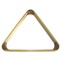 60mm. wooden triangle