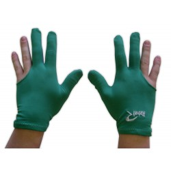 universal billiard gloves Rebell green