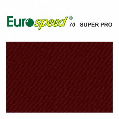 billiard cloth EUROSPEED 70 SUPER PRO Sky blue 165cm
