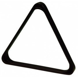 57,2mm. black ABS triangle