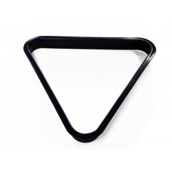 52,4mm. black plastic triangle