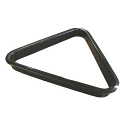 black plastic triangle 68 mm