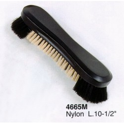 "10-1/2"" De luxe nylon brush"