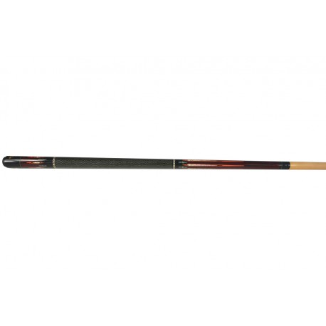 2-pc 140cm maple cue stick carom