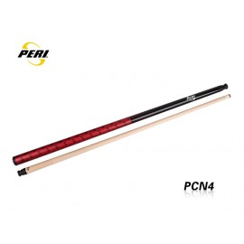 2-pc pool cue PERI Drakan black