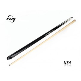 2-pc pool cue PERI NEVER STOP WHITE