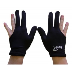 universal billiard gloves Rebell black