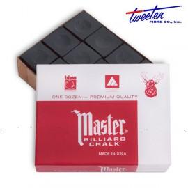 křída Master černá 12ks