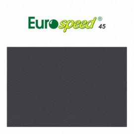 billiard cloth EUROSPEED 45 165 cm colour dark grey