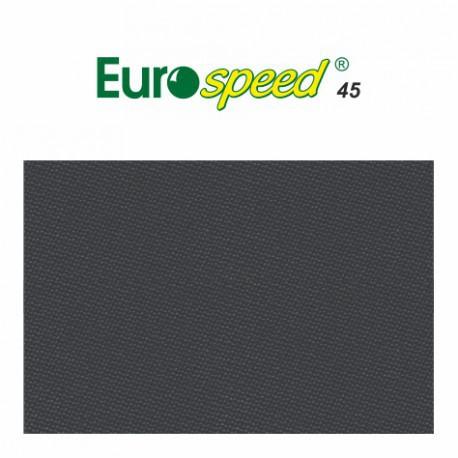 billiard cloth EUROSPEED 45 165 cm colour dark grey