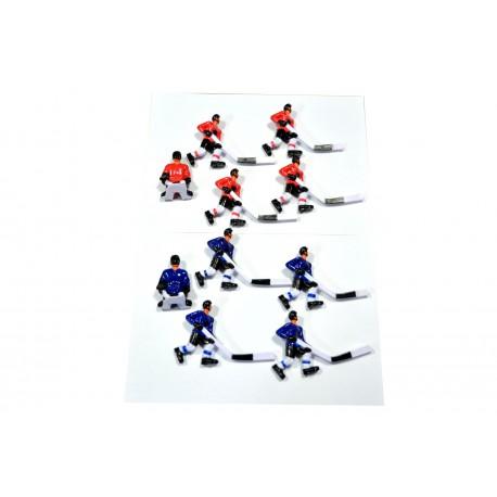 Player set for rod hockey CLASIC