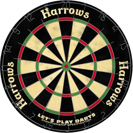 Harrows LET´S PLAY DARTS SET