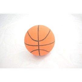 Rubber ball for basketball ATOMIC