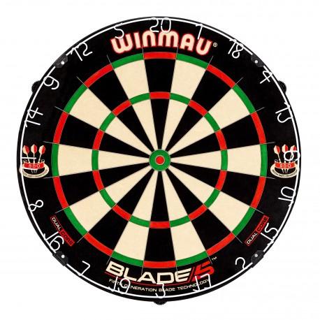 Šipkový terč Winmau Blade V Dual Score