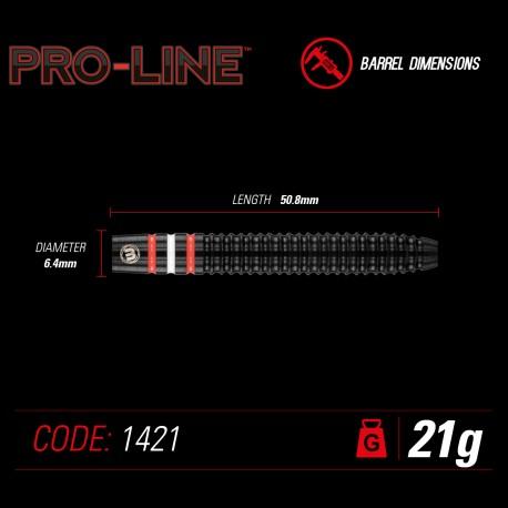 Šipky Steel PRO-LINE