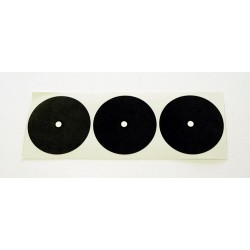 62mm. big spot 3pcs