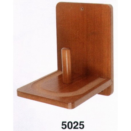 wooden cone chalk holder