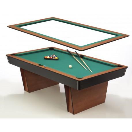 Kulečníkový stůl LUGANO COMBI 6ft