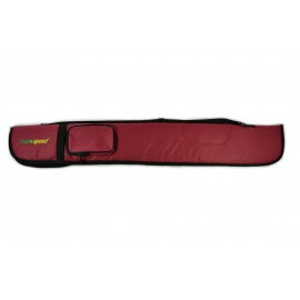 cue bag LUXURY red colour with logo EUROSPEED