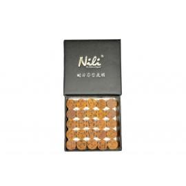 Kůže vícevrstvá NILI 11mm SOFT