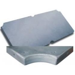 břidlicová deska pool 2324 x 1206 x 22 mm 1-dílná