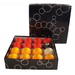 set of pool balls 57.2 mm CASINO