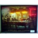 led billiard picture 810 x 610 mm