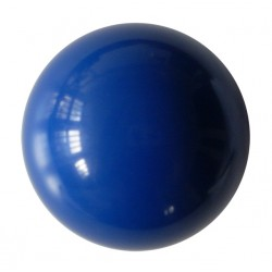 1ks karambolová koule 61,5mm modrá