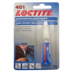 LOCTITE 401 glue 3gr.