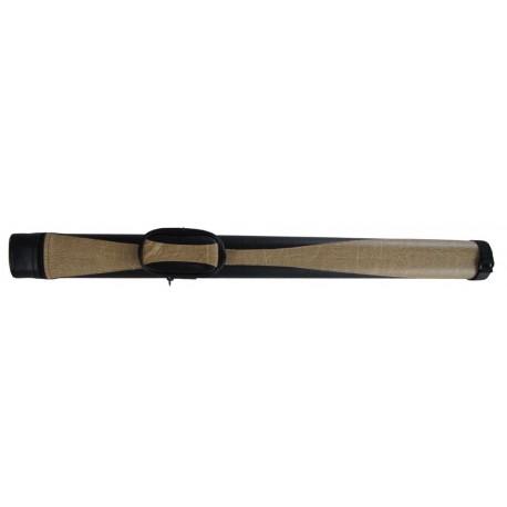 cue bag black/beige colour for pool