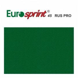 kulečníkové sukno EUROSPRINT 45 198cm barva English-green