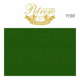 snooker cloth PETROW 1190 198 cm